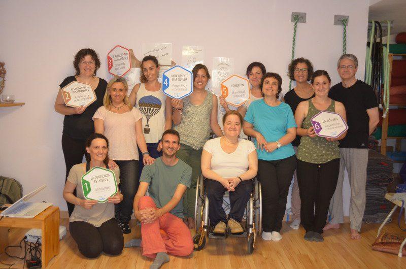 Finalització curs mindfulness Girona