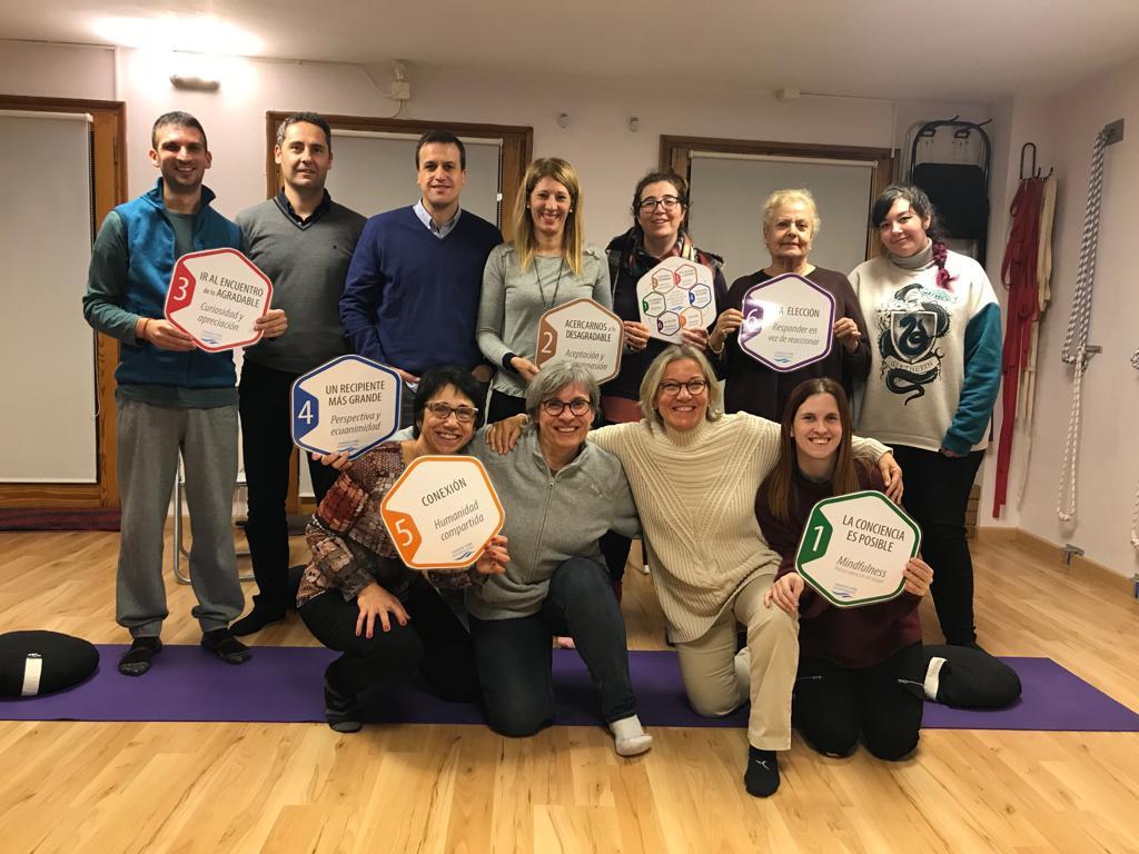 Curs mindfulness Girona setembre 2018