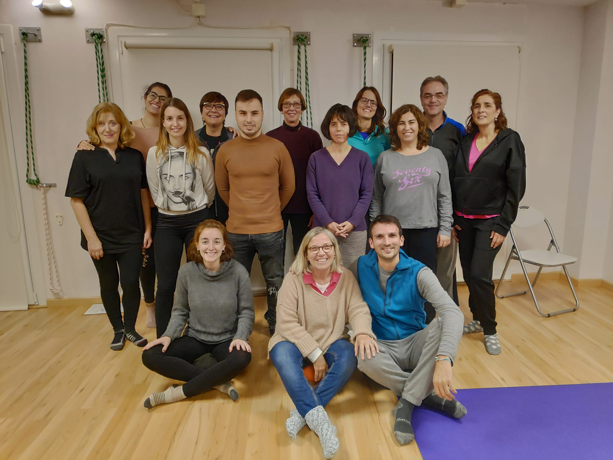 Curs Mindfulness Girona Novebre 2019